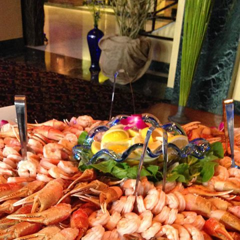 seafood-display